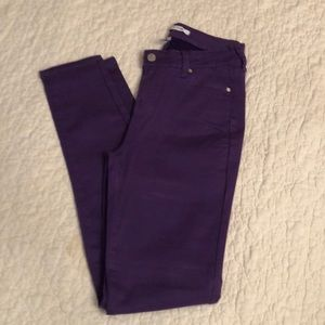 Celebrity Pink skinny mid rise Jean's, size 9